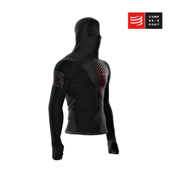[컴프레스포트] 3D THERMO ULTRALIGHT RACING HOODIE