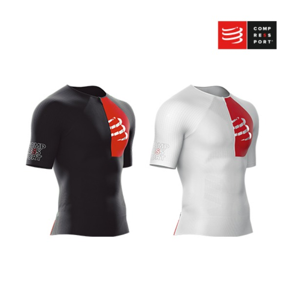 [컴프레스포트] TRIATHLON POSTURAL AERO SS TOP MAN
